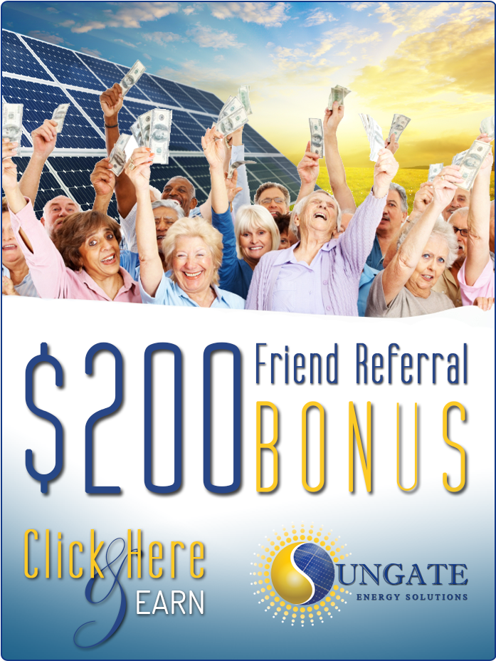 Sungate Referral Program